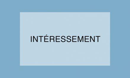Intéressement