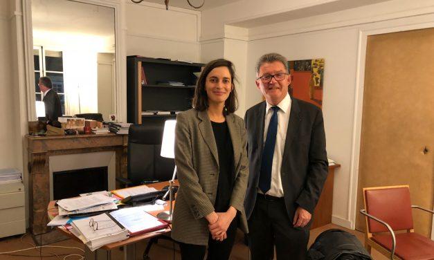 RSI : Rencontre du 20 décembre entre le SNFOCOS et Madame Cazeneuve