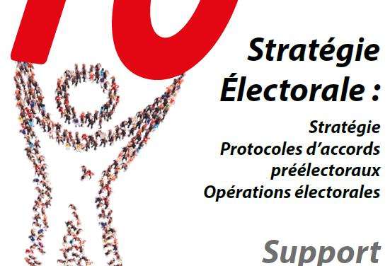 IRP – Outils pratiques – Stratégie électorale
