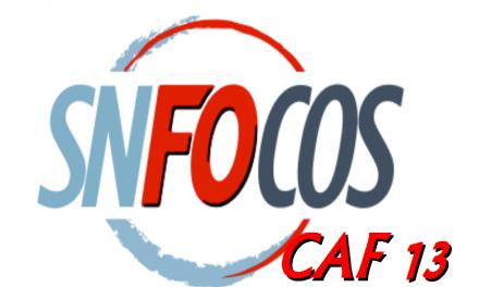 Visite du Directeur Général de la CNAF à la CAF 13 le 21 février 2018 – Déclaration du SNFOCOS CAF 13