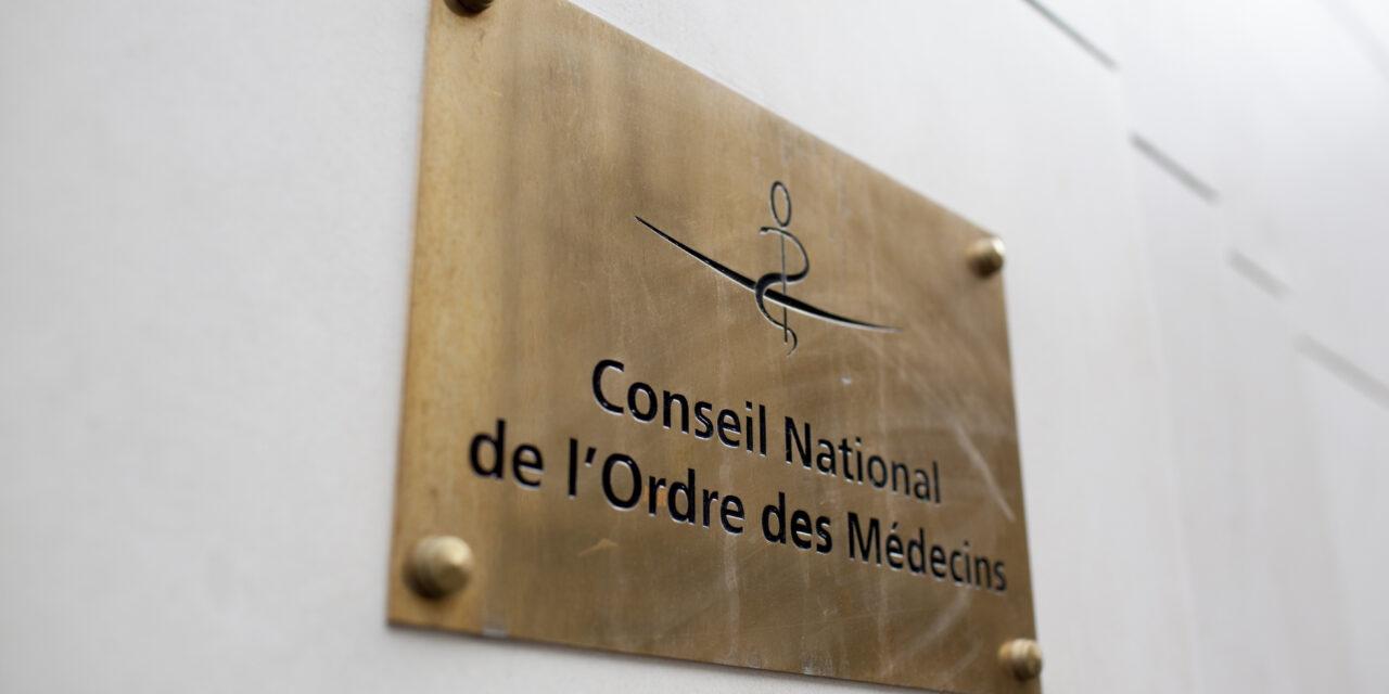 Communiqué du Conseil National de l'Ordre des Médecins : Loi prorogeant l'état d'urgence sanitaire