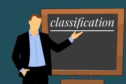 Classification – Les donneurs de leçons