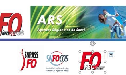 Comité National de Concertation des ARS du 30 mars 2021 – Déclaration Force Ouvrière