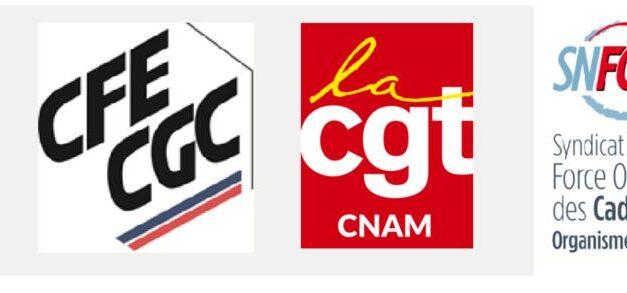 Pass sanitaire et obligation vaccinale – Lettre ouverte intersyndicale des délégués syndicaux centraux de la CNAM à Monsieur Fatôme