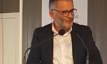 Election Eric Gautron, Secrétaire Général du SNFOCOS